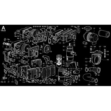 15LD 440 - ASPIRAZIONE E SCARICO (A)
