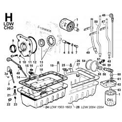 LDW 2204 - CIRCUITO DI LUBRIFICAZIONE (H)