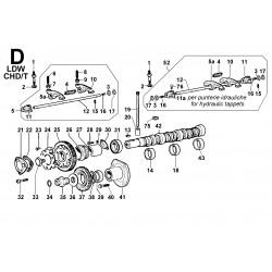 LDW 2204-T - DISTRIBUZIONE/REGOLATORE DI GIRI (D)