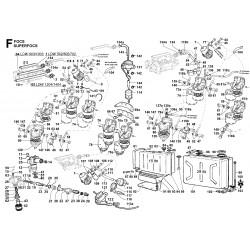 LDW 702 - CIRCUITO COMBUSTIBILE (F)