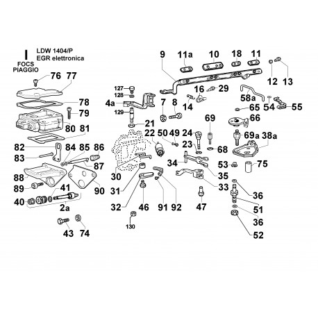 LDW 1404-P EGR ET - COMANDI (I)