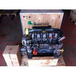 Used marine engine Lombardini LDW 1904M