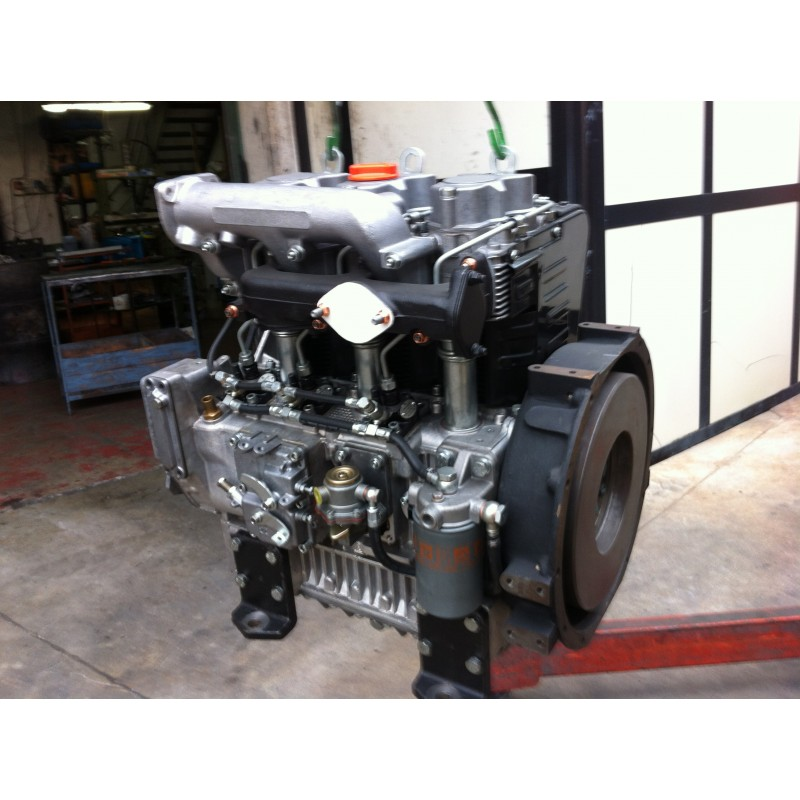 Used Diesel Engine Lombardini 11 Ld 625 3