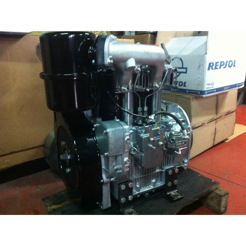 Used Diesel Engine Lombardini 9 Ld 626 2