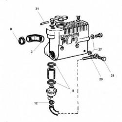 LDW 1003M - MANICOTTI RADIATORE