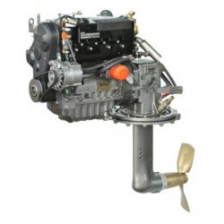 Lombardini marine engine LDW 1404SD
