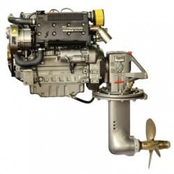 Motore marino Lombardini LDW 1904 SD