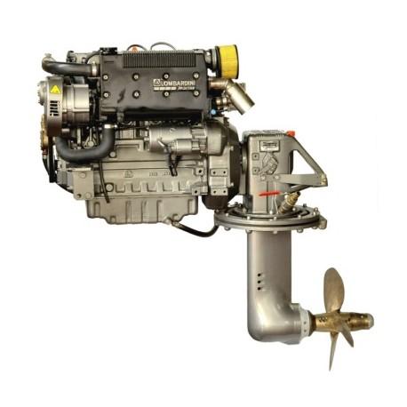 Motore marino Lombardini LDW 1904SD