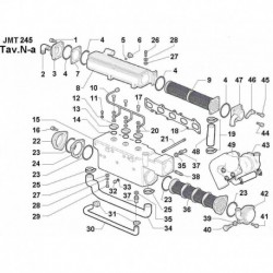 EXCHANGER SPARE PARTS