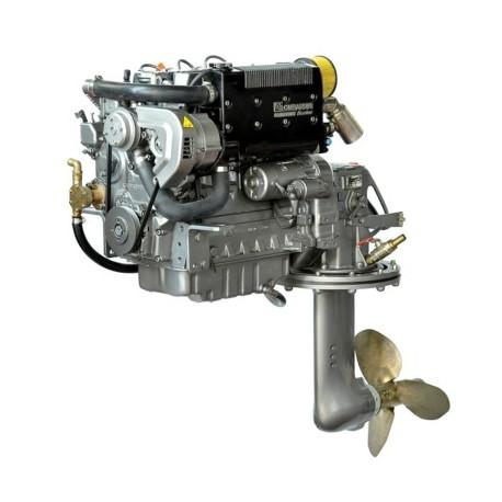 Motore marino Lombardini LDW2204SD