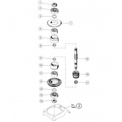 3LD 450 - ASPIRAZIONE E SCARICO (A)