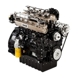Kohler engine KDI 2504 TCR