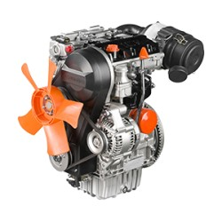 Lombardini LGW 523 MPI gasoline engine