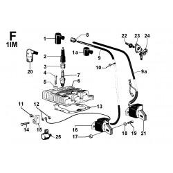 1IM 250 restyling - TESTA E ACCENSIONE (F)