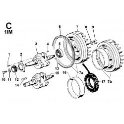 1IM 350 restyling - ALBERO GOM./VOLANO (C)