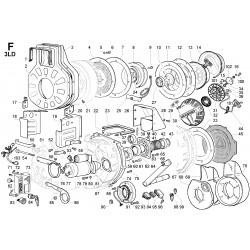 3LD 450 - RAFFREDDAMENTO/AVVIAMENTO - F