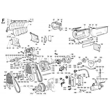 5LD 930-3 - RAFFREDDAMENTO/AVVIAMENTO/STRUMENTI (F)