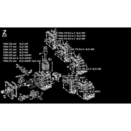 6LD 360 - BLOCCO MOTORE (Z)