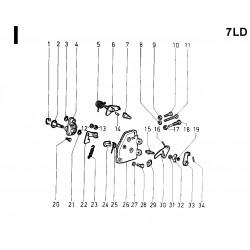 7LD 740 - COMANDI (I)