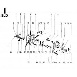 8LD 740-2 - COMANDI (I)