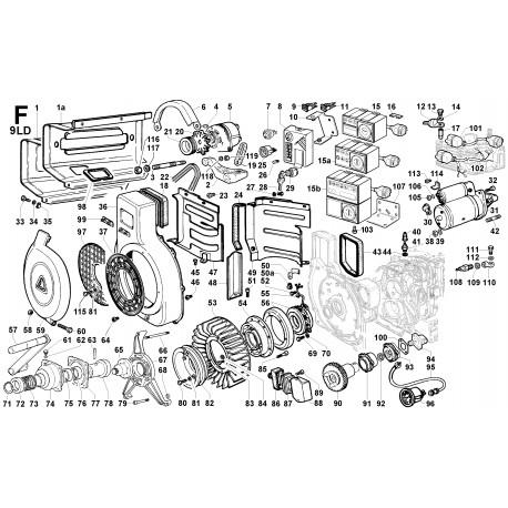 9LD 625-2 - RAFFREDDAMENTO/AVVIAMENTO (F)