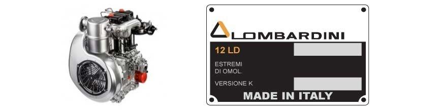 Ricambi Lombardini 12LD