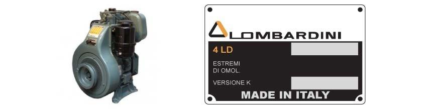 Ricambi Lombardini 4LD