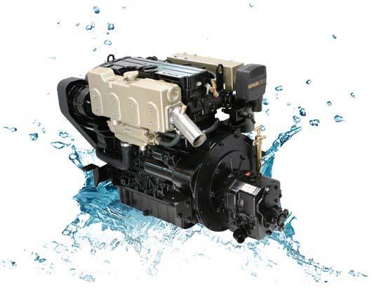 Lombardini Marine Kohler KDI Engines